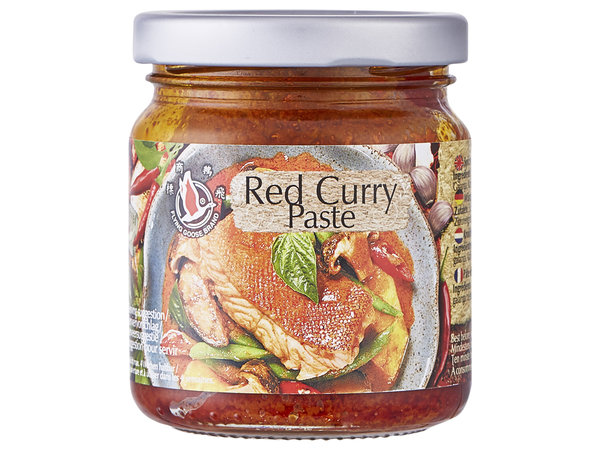 Rote Curry Paste 195g