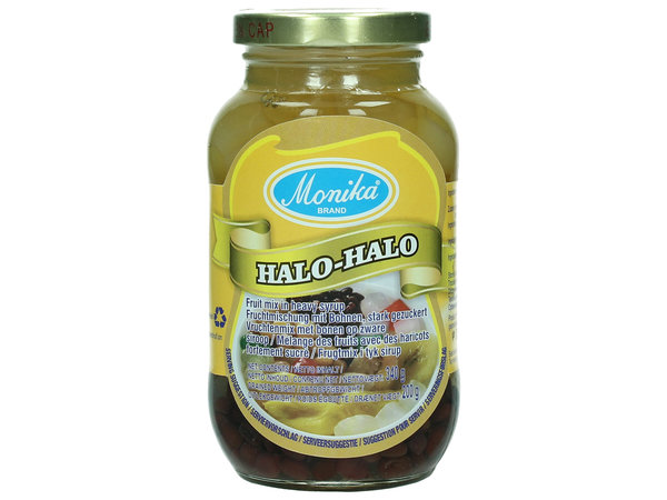 Halo Halo Fruchtmischung 340g