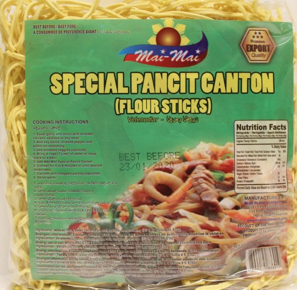 Special Pancit Canton 227g