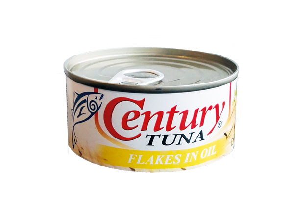 Century Tuna Flakes in Oil 180g