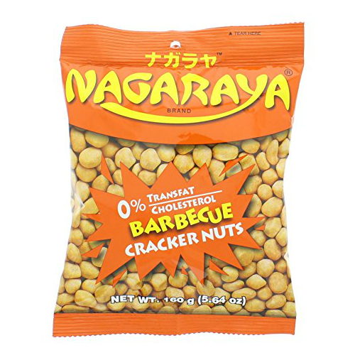 Nagaraya Barbeque Cracker Nuts 160g