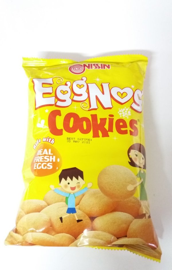 Egg Nog Cookies 130g