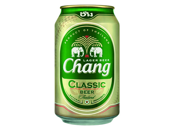 Chang Beer 5% Alc. 330ml