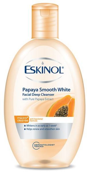 Eskinol Facial Cleanser Papaya 135ml
