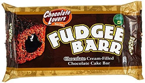Fudgeebarr Chocolate 10x40g