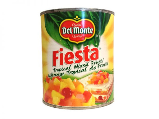 Del Monte Fiesta Fruit cocktail in heavy syrup