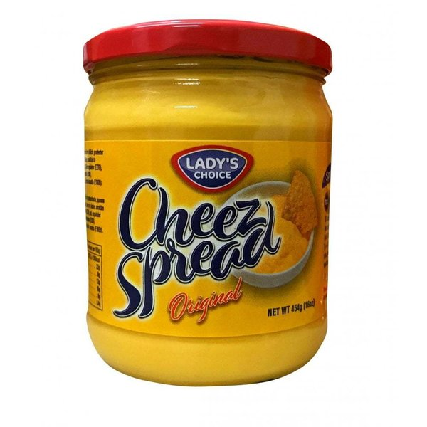 Lady's Choice Cheese Spread 454g
