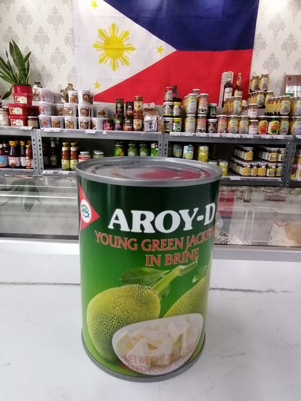 Aroy-D Young Green Jackfruit